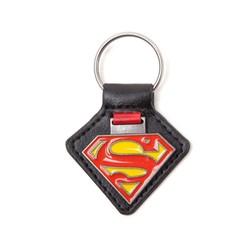 Bioworld SUPERMAN - LOGO KEYCHAIN
