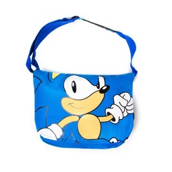 Bioworld SEGA - SONIC THE HEDGEHOG MESSENGER BAG