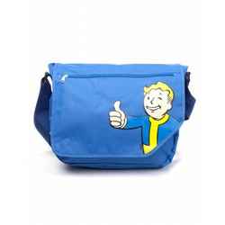 Bioworld FALLOUT 4 - VAULT BOY MESSENGER BAG