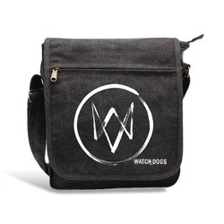 Bioworld WATCH DOGS - FOX TAG MESSENGER BAG