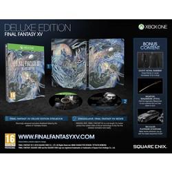 Square Enix Final Fantasy XV Deluxe Edition - Xbox One