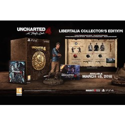 2K Games Uncharted 4: A Thief's End - Libertalia Collectors Edition - PS4