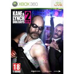 Square Enix Kane & Lynch 2, Dog Days - Xbox 360