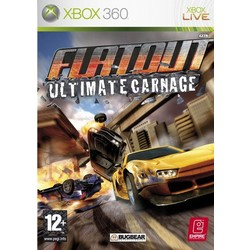 Bugbear Entertainment Flat Out Ultimate Carnage - Xbox 360