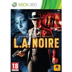 Rockstar L.A. Noire - Xbox 360