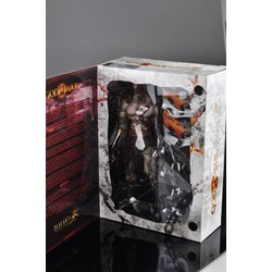 Play Arts Kai God of War III: Play Arts Kai Kratos Action Figure