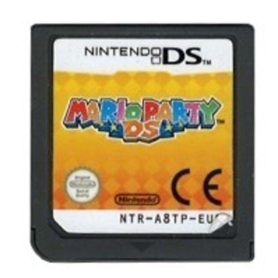DS Games Losse Cassette
