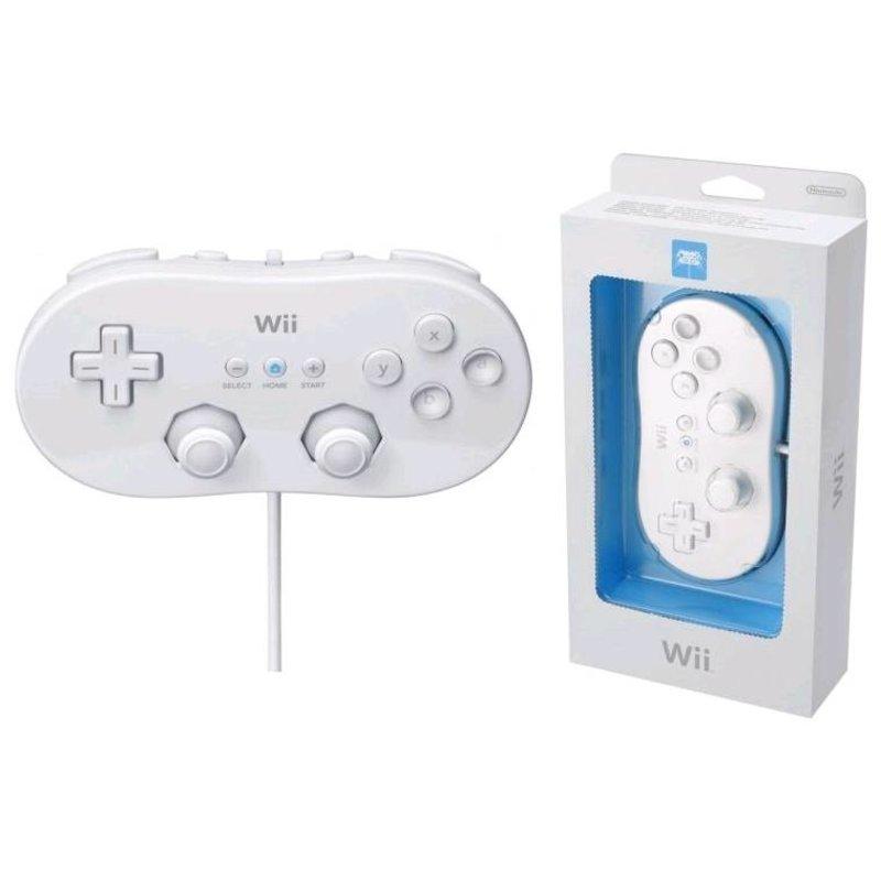 Nintendo Nintendo Wii Classic Controller (Wit)