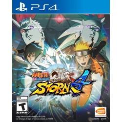 Bandai Namco Naruto Shippuden: Ultimate Ninja Storm 4 - PS4