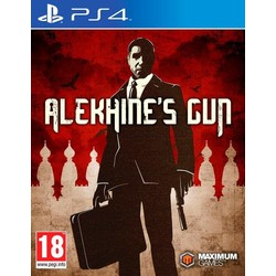 Maximum Games Alekhine's Gun - PS4