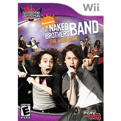 THQ The Naked Brothers Band - Wii