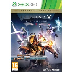 Activision Destiny the Taken King Legendary Edition - Xbox 360