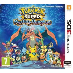 Nintendo Pokemon: Super Mystery Dungeon - 3DS/2DS