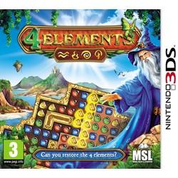 Nintendo 4 Elements - 3DS/2DS