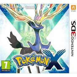 Nintendo Pokemon X - 3DS/2DS