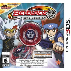Rising Star Games Beyblade: Evolution - 3DS/2DS