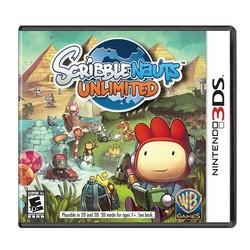 Warner Bros. Scribblenauts Unlimited - 3DS/2DS