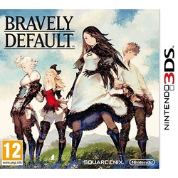 Square Enix Bravely Default - 3DS/2DS