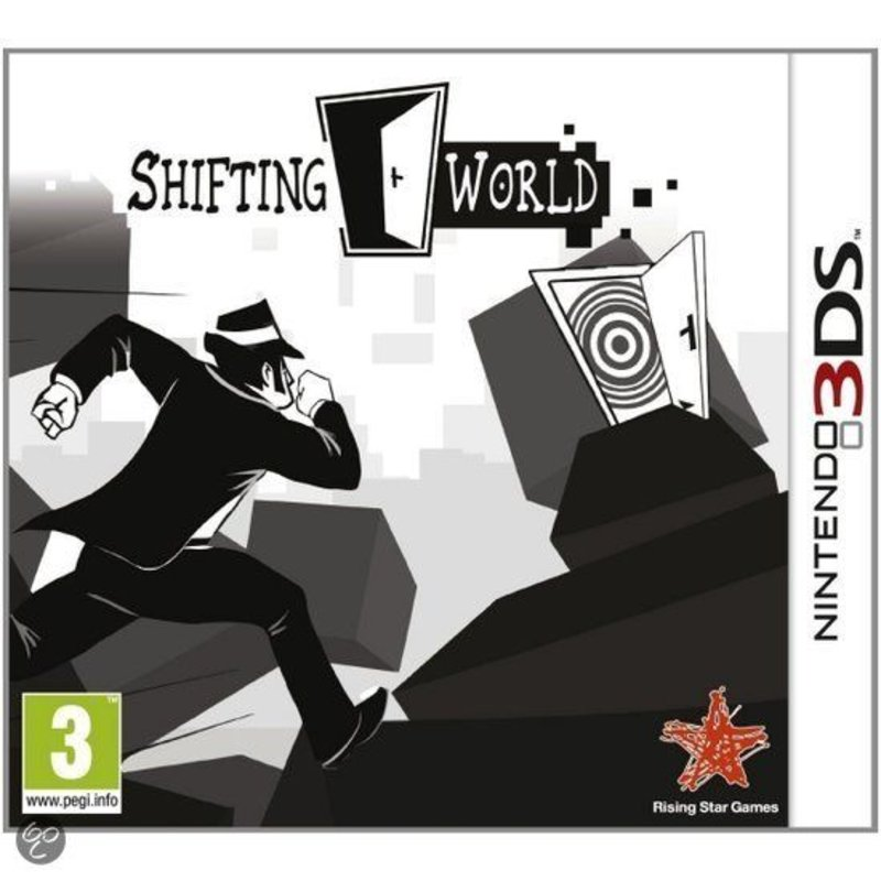 Rising Star Games Shifting World - 3DS/2DS