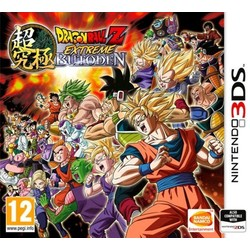 Bandai Namco Dragon Ball Z - Extreme Butoden - 3DS/2DS