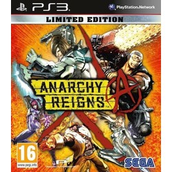 SEGA Anarchy Reigns - Limited Edition - PS3