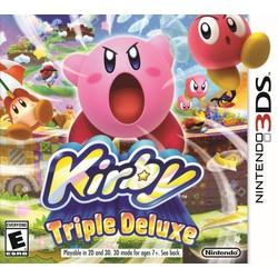 Nintendo Kirby - Triple Deluxe - 3DS/2DS
