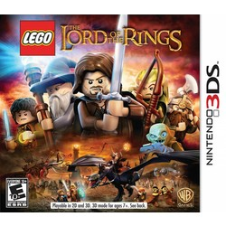 Warner Bros. LEGO Lord Of The Rings - 3DS/2DS