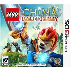 Warner Bros. LEGO Legends of Chima - Laval's Journey - 3DS/2DS