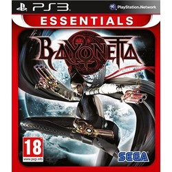 SEGA Bayonetta - PS3 (essentials)