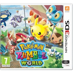 Nintendo Pokemon Rumble World - 3DS/2DS
