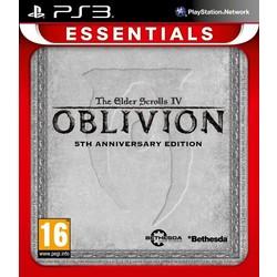 Bethesda The Elder Scrolls - IV Oblivion 5th Anniversary - PS3 (Essentials)