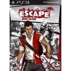 Deep Silver Escape Dead Island - PS3