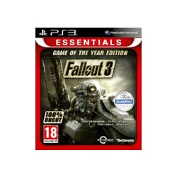 Bethesda Fallout 3 - Game of the Year Edition - PS3 (Essentials)