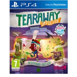 Sony Computer Entertainment Tearaway Unfolded (Messenger Edition) - PS4