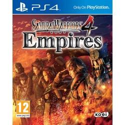 Koei Samurai Warriors 4 - Empires - PS4