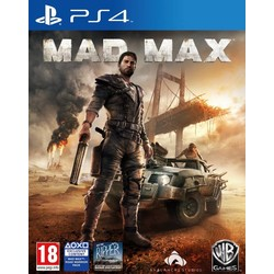 Warner Bros. Mad Max (Day One Edition) - PS4