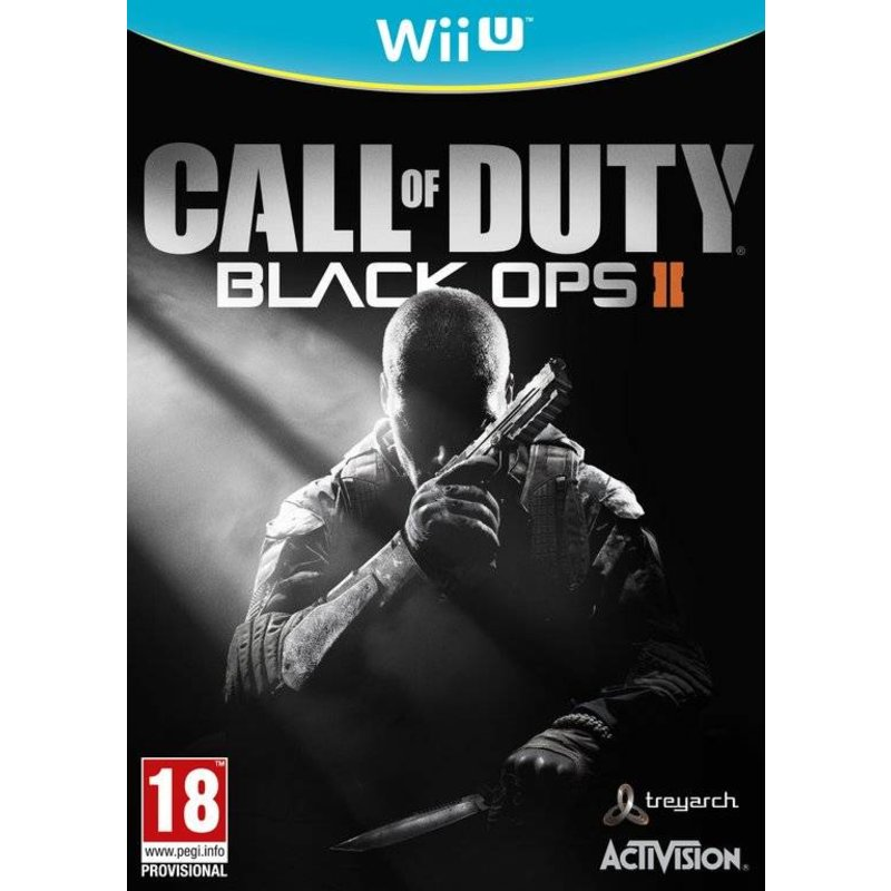 Activision Call of Duty - Black Ops 2 - Wii U