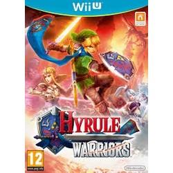 Nintendo Hyrule Warriors - Wii U