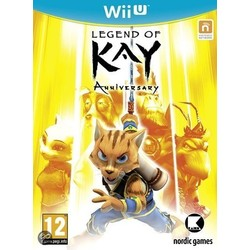 Nordic Games Legend of Kay Anniversary - Wii U