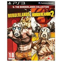 2K Games Borderlands 1+2 Double Pack - PS3