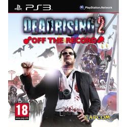 Capcom Dead Rising 2 - Off the Record - PS3