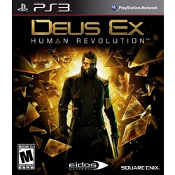 Square Enix Deus Ex - Human Revolution - PS3