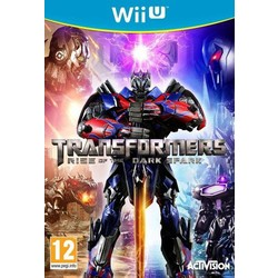 Activision Transformers - Rise Of The Dark Spark - Wii U