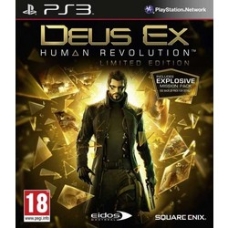 Square Enix Deus Ex - Human Revolution Limited Edition - PS3