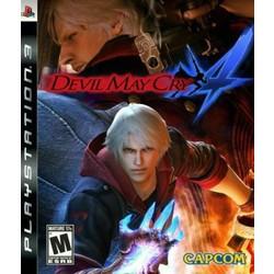 Capcom Devil May Cry 4 - PS3