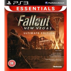 Bethesda Fallout - New Vegas Ultimate Edition - PS3 (Essentials)