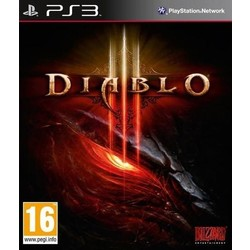 Blizzard Entertainment Diablo III - PS3