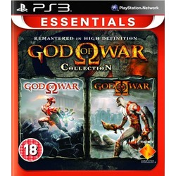Sony Computer Entertainment God of War Collection (1+2) - PS3 (Essentials)