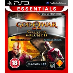 Sony Computer Entertainment God of War - Collection Volume II - PS3 (Essentials)