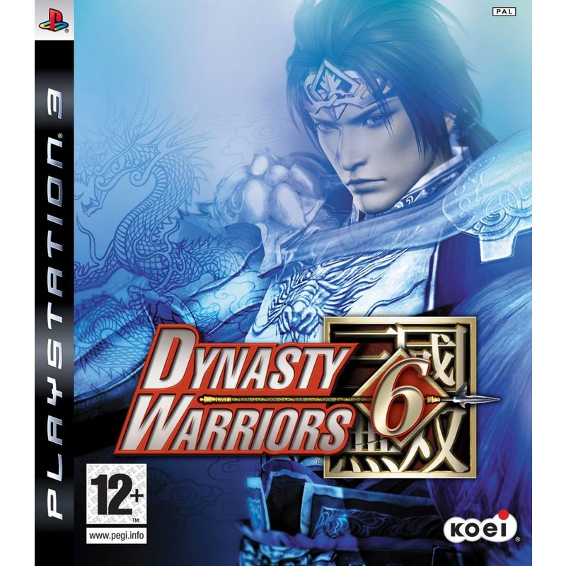 Koei Dynasty Warriors 6 - PS3